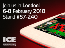 Join us at ICE Totally Gaming at Excel London