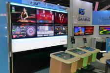 Spintec experienced great attendance and interest for its electronic table games at AGE Sydney 2017