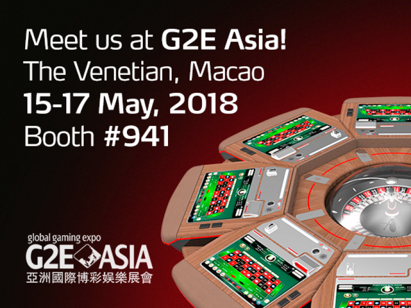 Spintec to showcase new design & gaming technology at G2E Asia