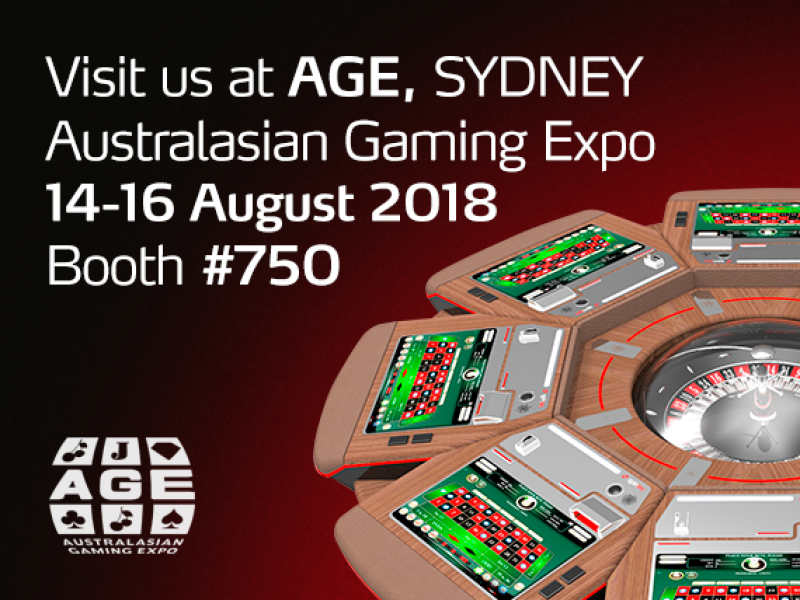 Spintec to showcase new gaming solution at AGE - Australasian Gaming Expo 2018