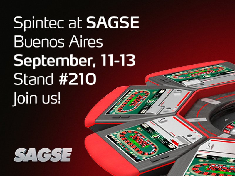 Meet Spintec's team at SAGSE