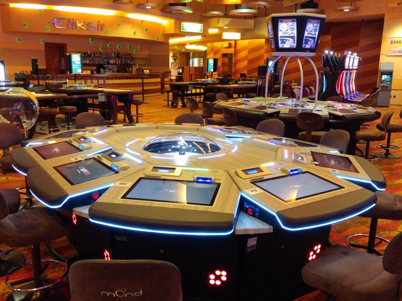 Amazing welcoming for Karma GEN2 comptact gaming solutions in Slovenian casinos