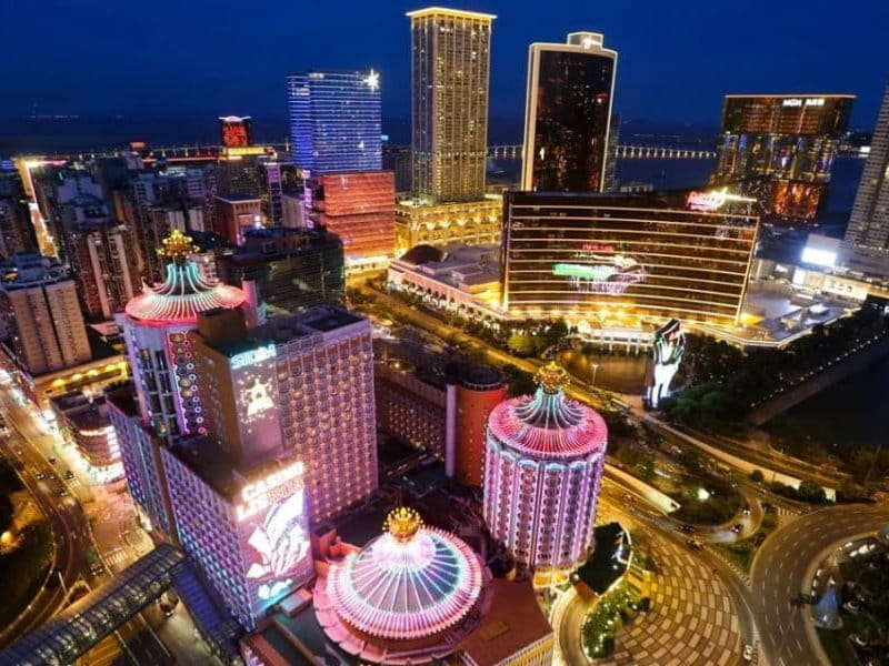 Macau Gaming Show – A great opportunity for Spintec!