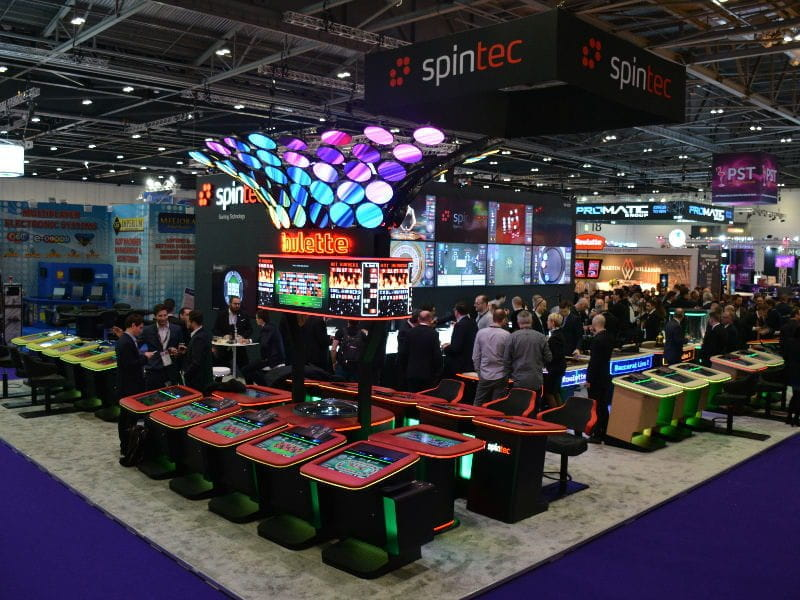 ICE gaming show 2019 - A great success for Spintec!