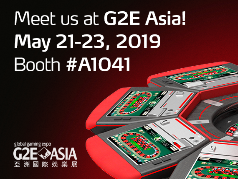 Spintec to showcase the ultimate gaming solutions at G2E Asia