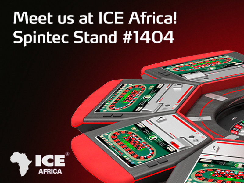 Spintec aims for success at ICE Africa Show