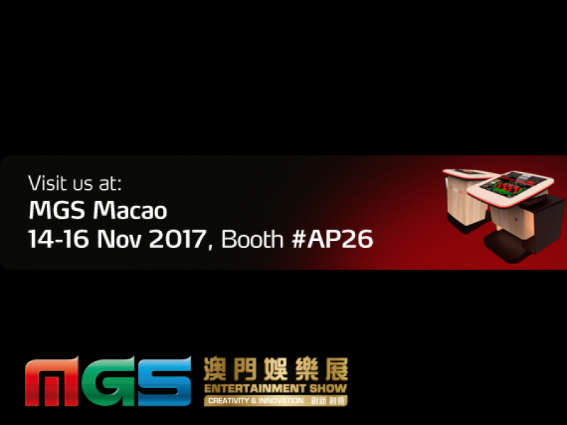 We extend a warm welcome to visit us at MGS Macao