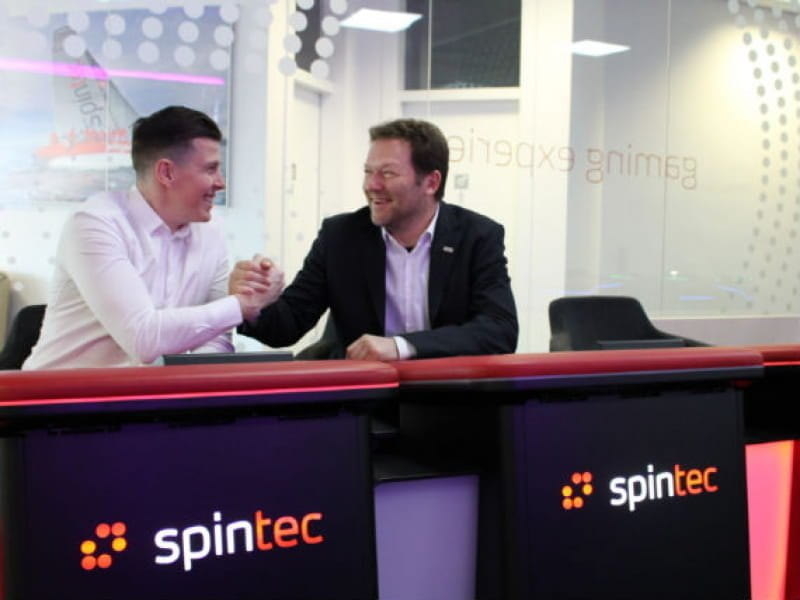 Spintec Welcomes Goran Sovilj and Eric Versleeuwen to the Team