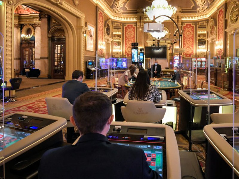 Spintec's innovative roulette on the Riviera