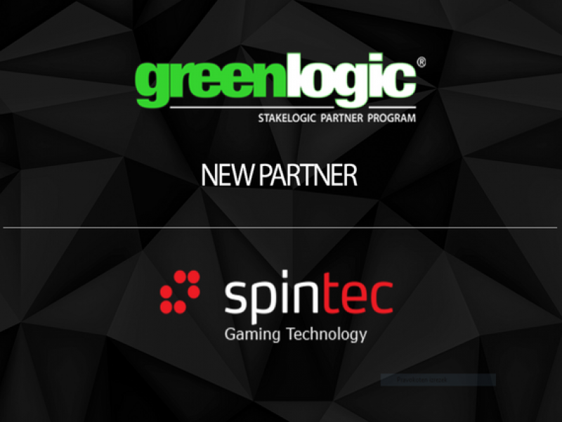 Spintec joins Greenlogic® program for live casino launch