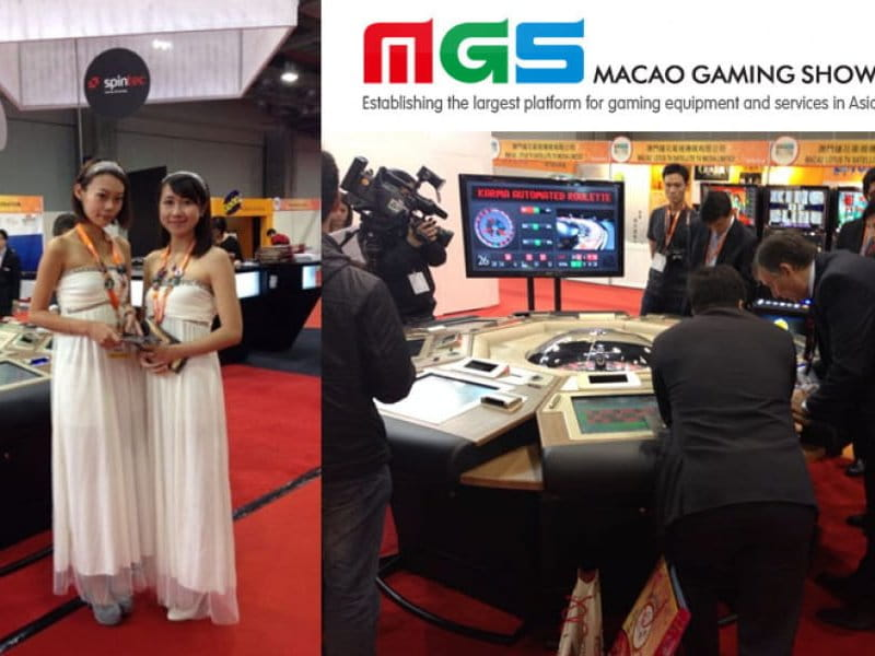 Macao Gaming Show (MGS), 14-16 November at the Venetian, Macao