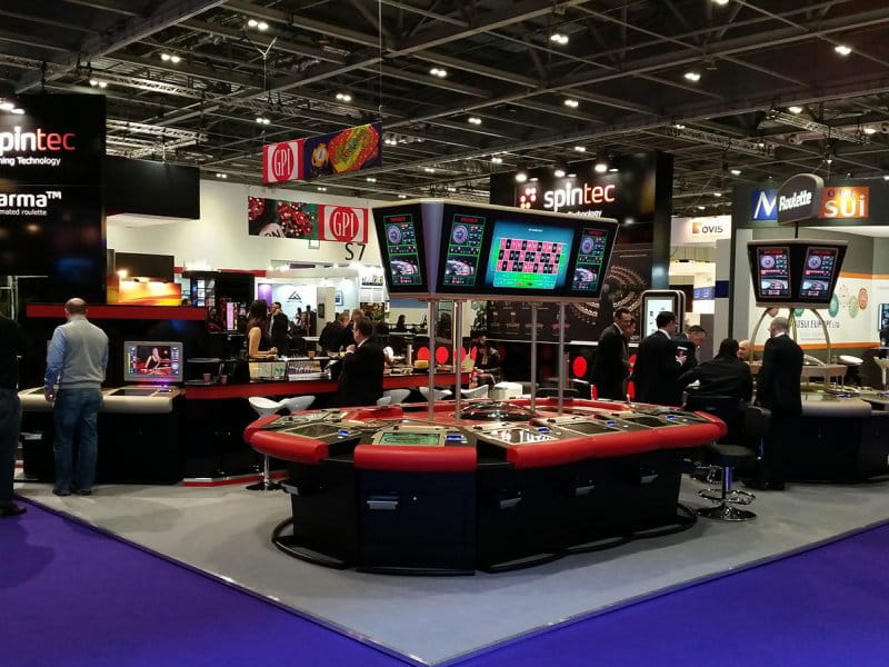 ICE, 3-5 February, at London ExceL