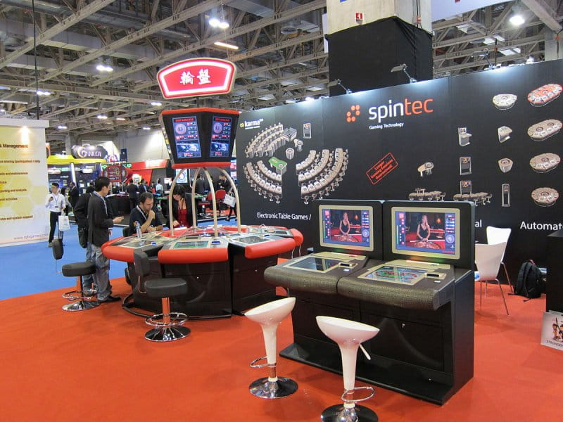 G2E Asia, Macau, 19 – 21 May, at the Venetian Macau