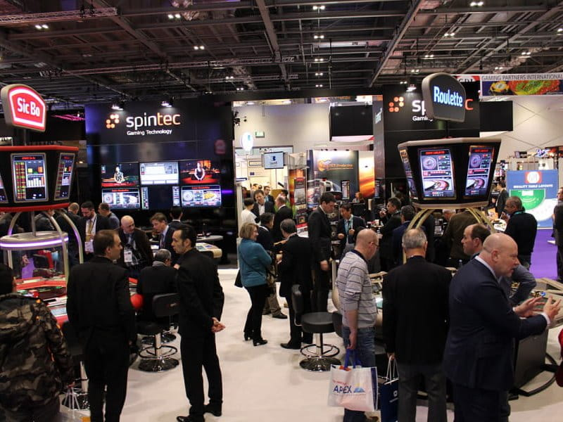 ICE 2016, 2-4 FEBRUARY, AT LONDON EXCEL