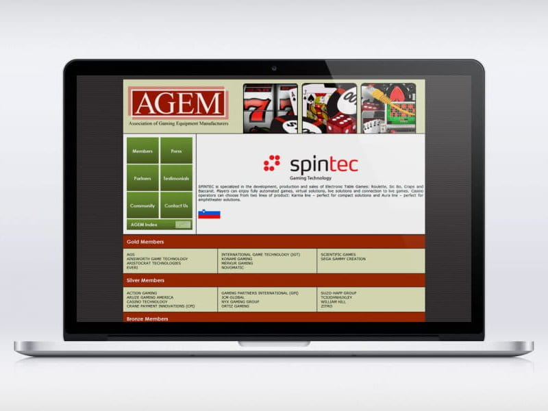 Spintec is a new member of AGEM
