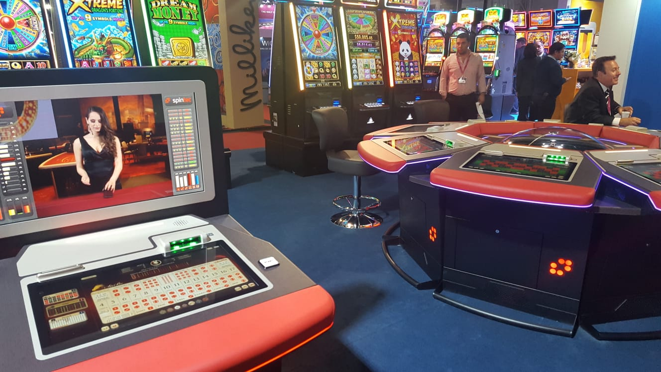 casino gaming solutions